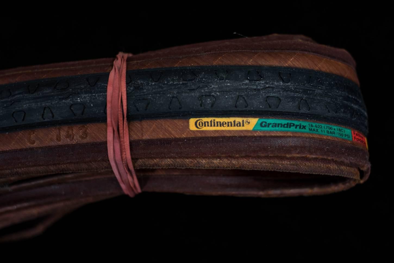 NOS Continental Grand Prix 700 x 18C 18-622 Vintage Reifen 1 Stück