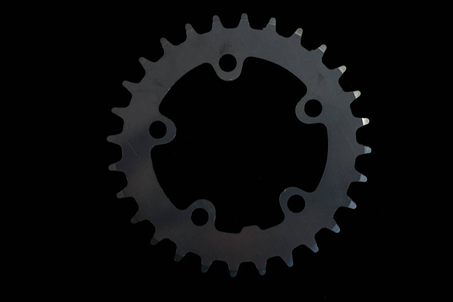 Chainring LK 74 Chainring 28 T made of steel - indestructible!