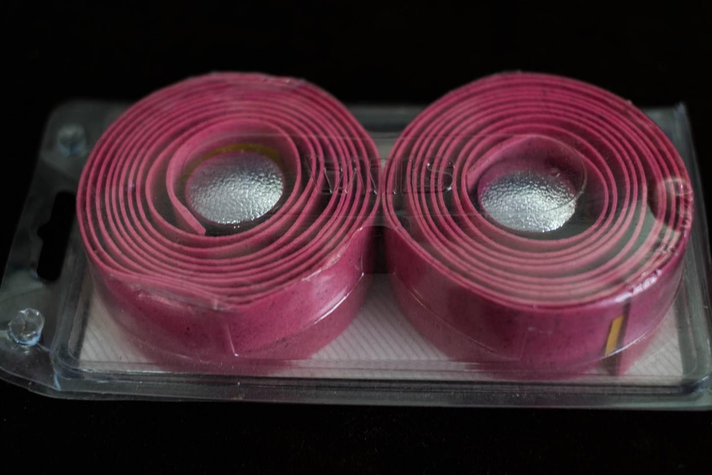 NOS Nastro manubrio vintage Nastro manubrio in sughero Silva in rosa