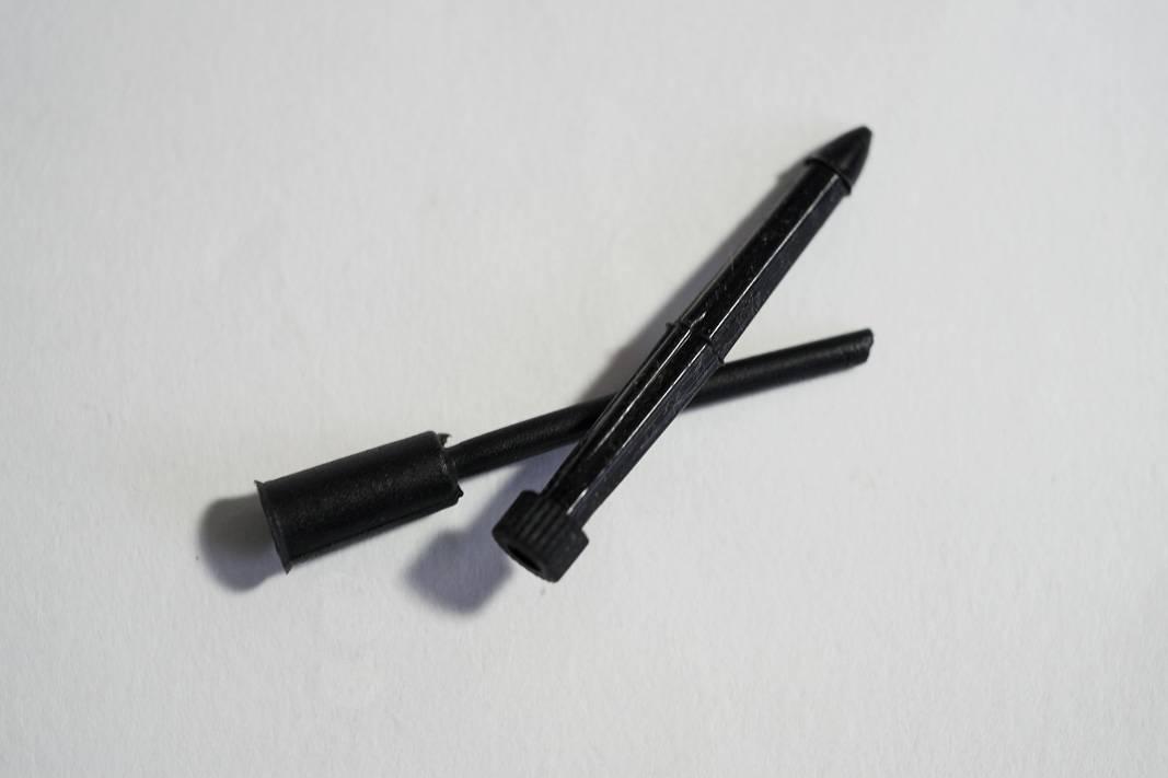 2x Stück Jagwire gedichtete Außenzugtülle für 4 mm oder 5 mm Schaltzug