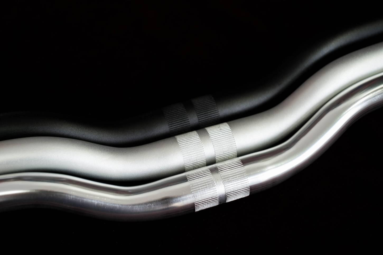 Zoom Riser Bar Lenker 25,4 mm Alu 620 mm DH Trekking Fahrrad MTB
