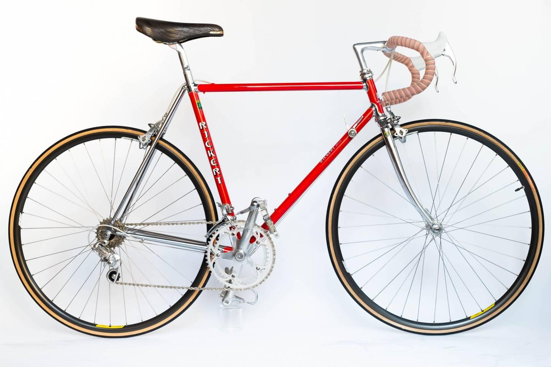 Hugo Rickert Special Reynolds 531 Road bike 531 Road bike classica
