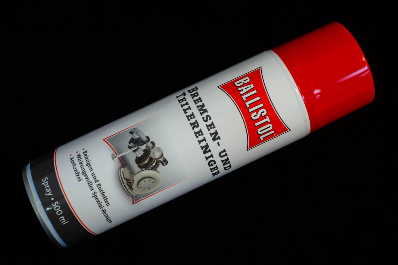 Ballistol Bremsen- und Teilereiniger 500 ml Spray