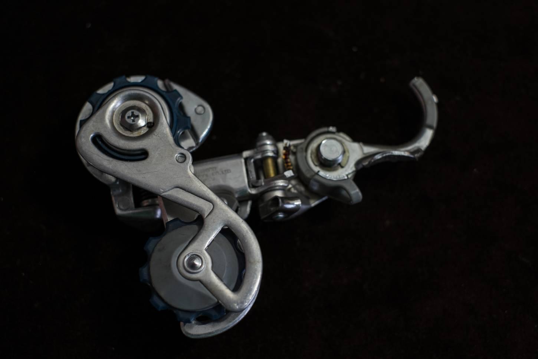 NOS Shimano RD-6300 600 AX Deragliatore posteriore deragliatore posteriore