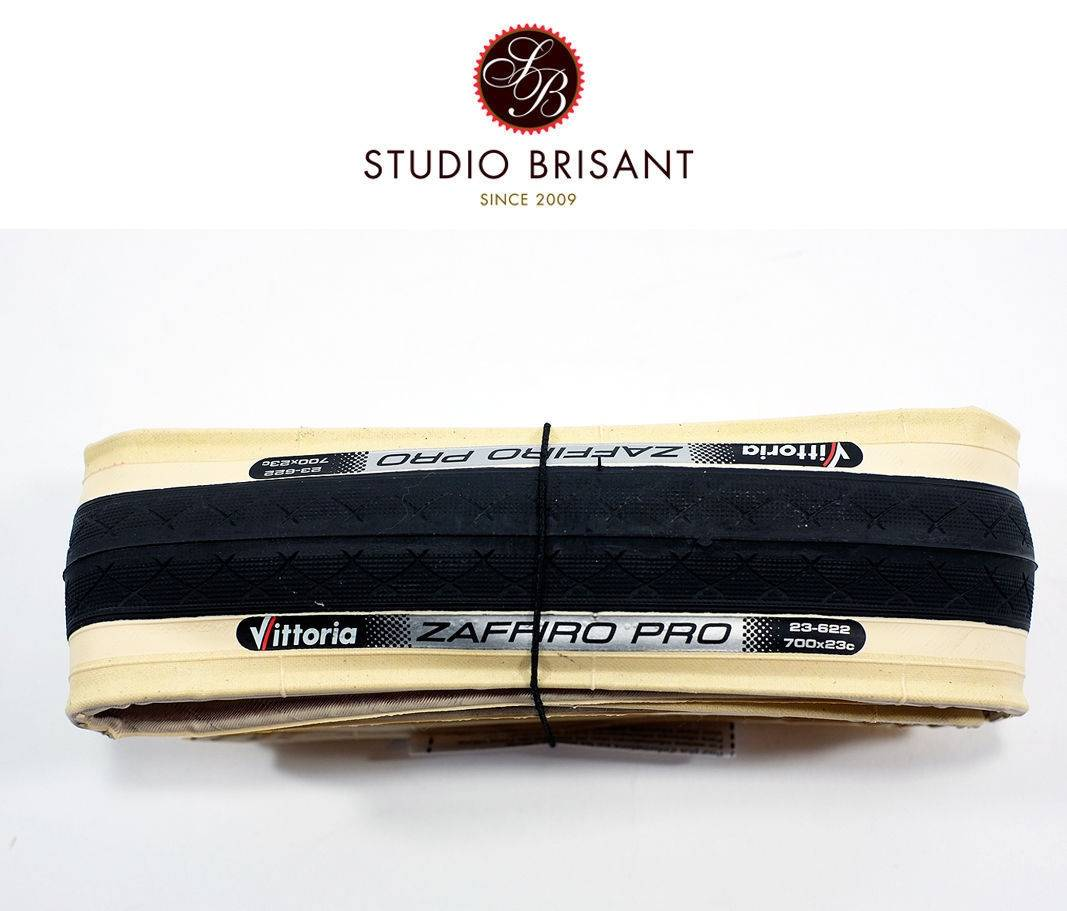 "Vittoria Zaffiro Pro tire ""beige"" - Para Sidewall in 23 mm or 25 mm"