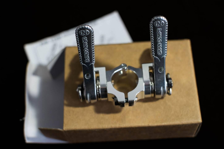 Dia-Compe, ENE, Schalthebel, Set, Vorbau, Montage, 22,2 mm, Clamp-On Stem, Shifters,