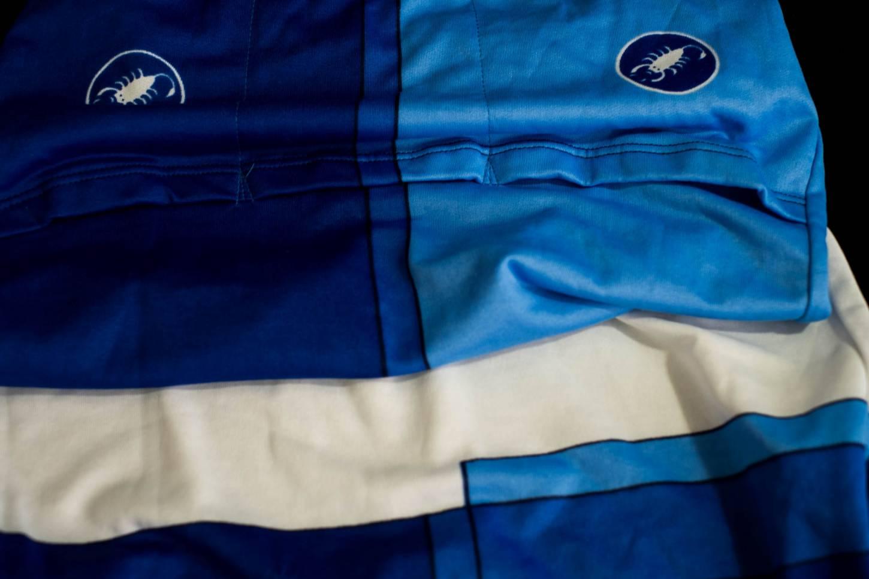 Vintage Rennrad Castelli Trikot 100% Polyester kurzarm