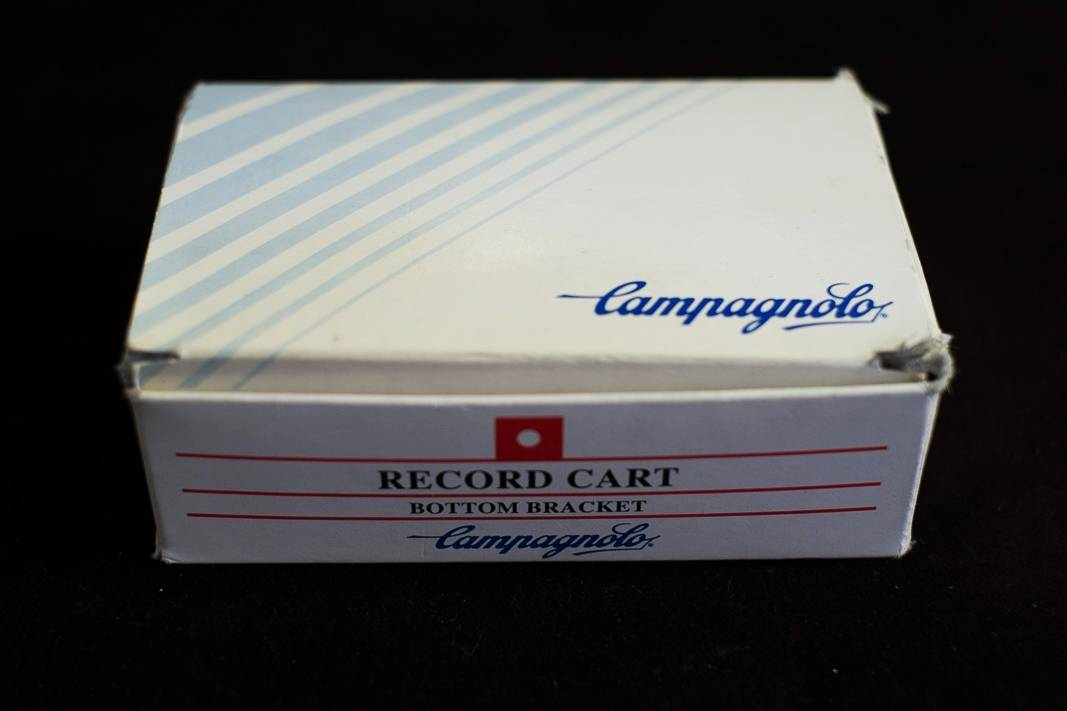 NOS Campagnolo Record Innenlager BSA Botton Bracket BB-13RECART - BC Thread