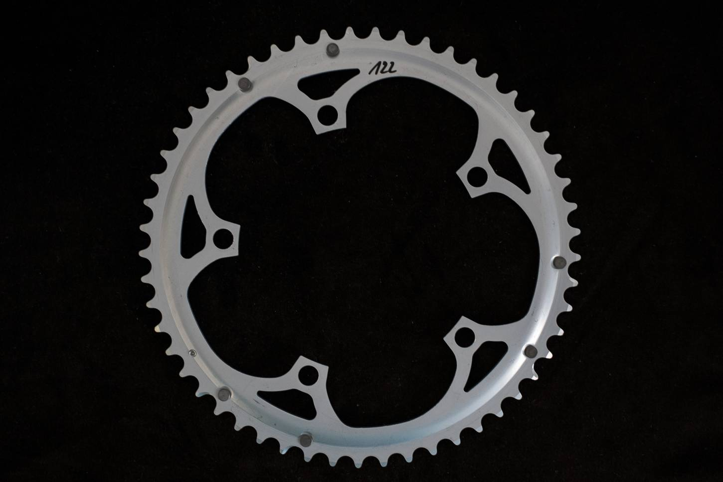 NOS Campagnolo chainring / chainring 135 LK 53 teeth