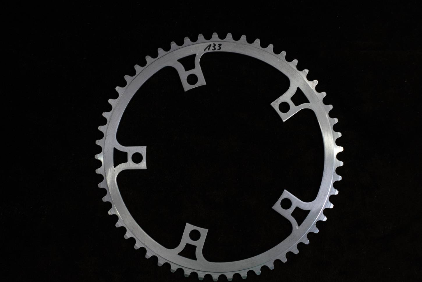 Ofmega chainring / chainring 144 LK 53 teeth