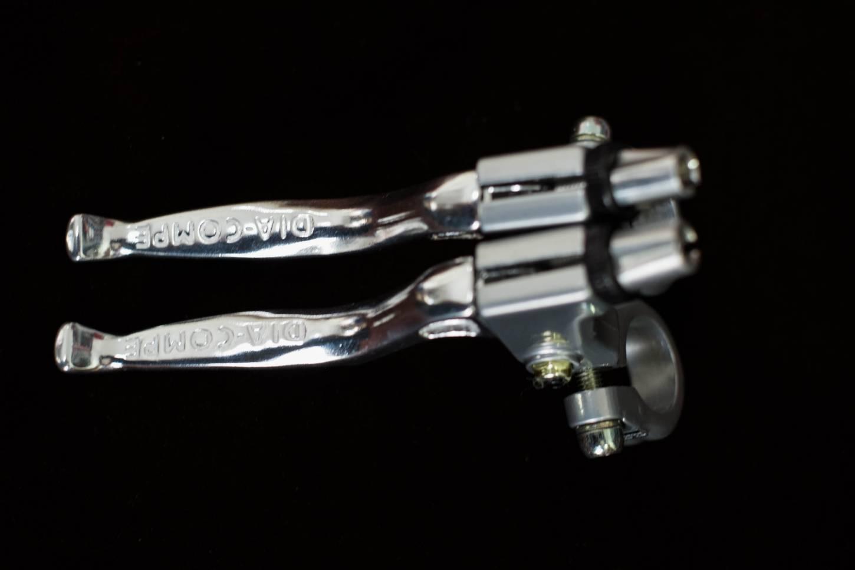 Dia-Compe, SS6, Bremshebel, 22,2 mm, Aluminium, Brake, Levers, Flatbar, Singlespeed