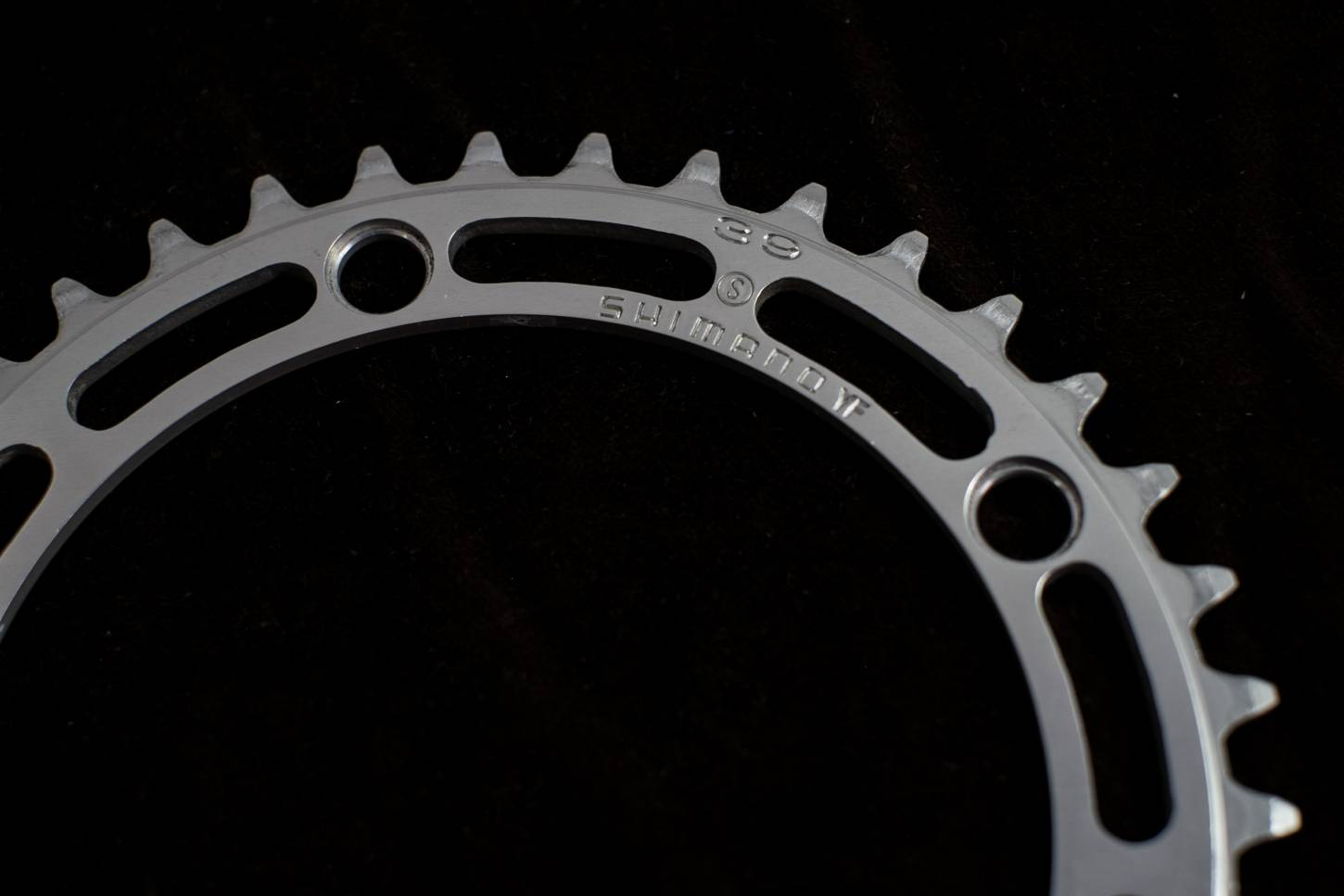 Shimano chainring / chainring 130 LK 39 teeth