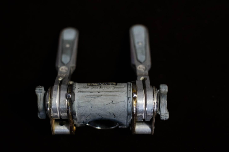 Vieux levier de vitesse à tige Simplex 10 vitesses SXPL 4191 Shifter vélo de route des années 1970