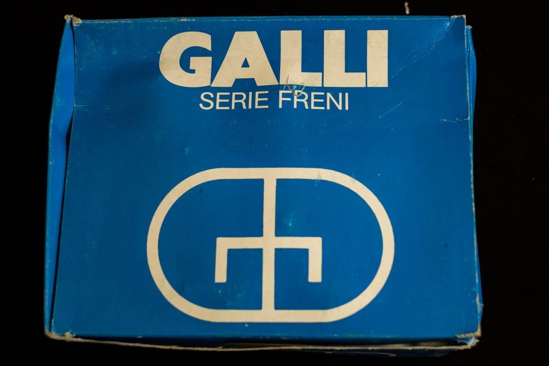 NOS Galli Criterium set di freni + leva del freno vintage moto da strada anni '80