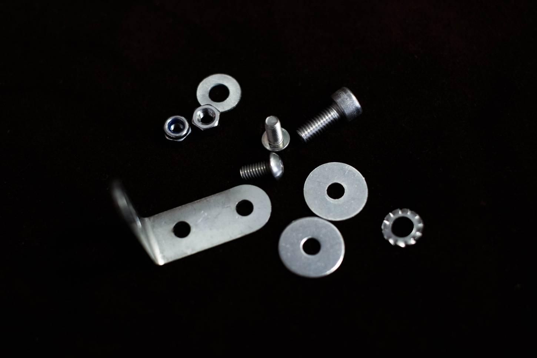 Gilles Berthoud mudguard angle mounting kit brake bridge - 219KIT103