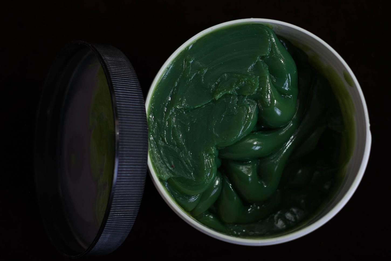Shimano, Lagerfett, 650 ml ,Dose, Grease, Nabenfett, Fett ,Schmierfett, Fahrrad, grün