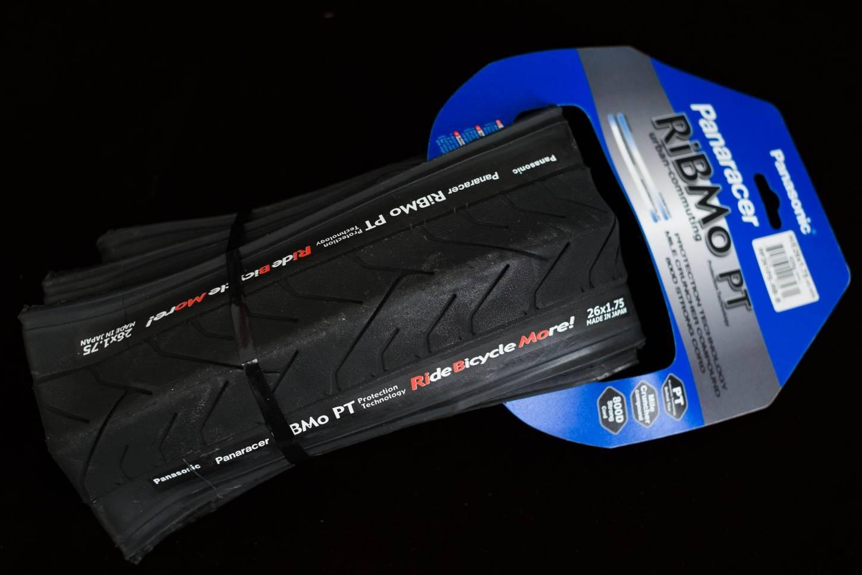 "Panaracer RIBMO PT Faltreifen 26"" Tyres schwarz 26x 1.25"" + 1.50"" + 1.75"" + 2.0"""