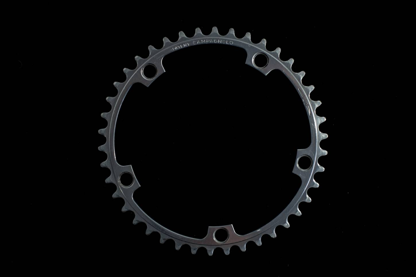 Campagnolo patent chainring / chainring 144 LK 42 teeth