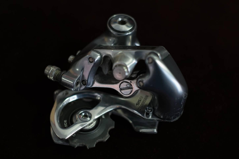 Shimano Dura Ace Schaltwerk RD-7402 8 Fach Rear Derailleur Vintage Rennrad