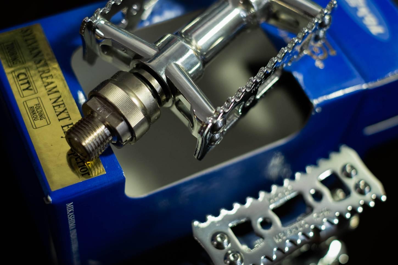 MKS Sylvan Stream Next Ezy Superior Chrom silber poliert 3 F. industriegelagert