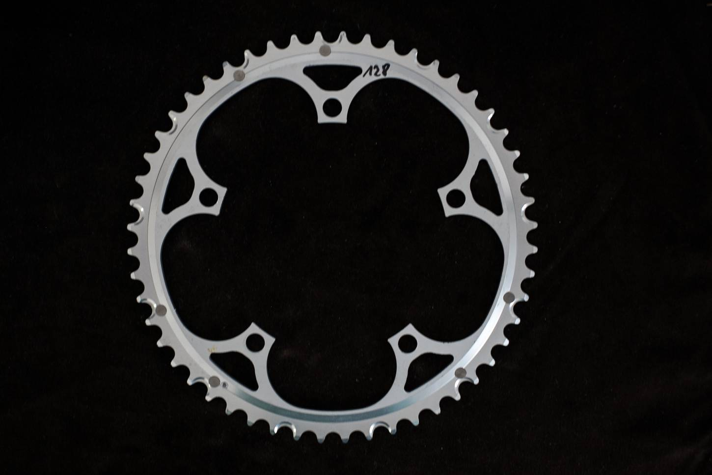 NOS Campagnolo chainring / chainring 135 LK 52 teeth