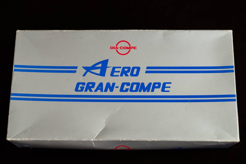NOS, Dia-Compe, Aero Gran Compe, Bremsen Set, Bremshebel, AGC-300, Vintage Rennrad