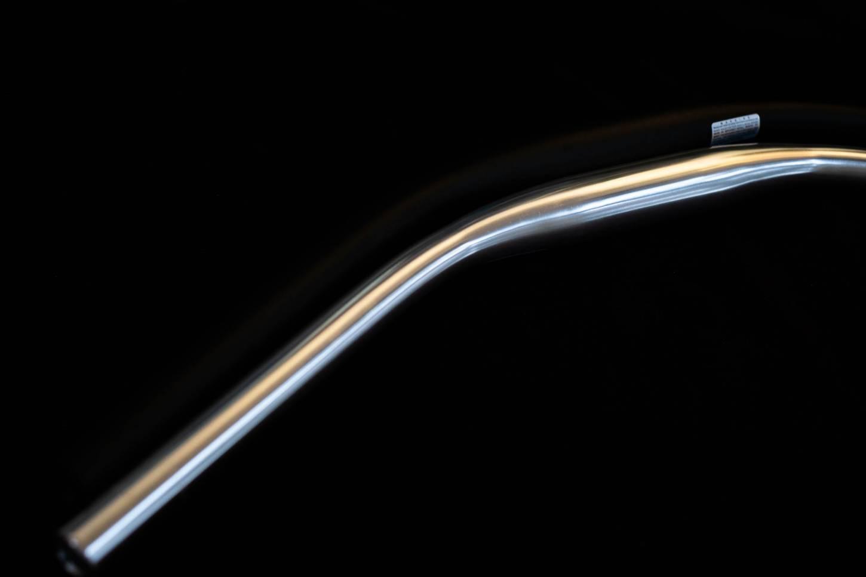 Zoom Moon Bar Lenker 31,8mm Alu 600mm silber glänzend, schwarz matt Trekking MTB Fahrrad
