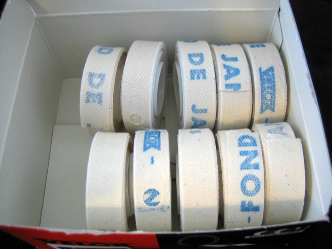 Velox, Textil, Felgenband, Textilfaserfelgenband, selbstklebend, 13mm, 16 mm, 19 mm, 22mm,