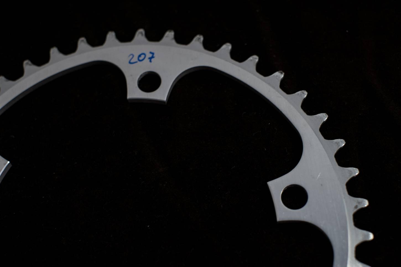 Shimano Kettenblatt / Chainring 130 LK 44 Zähne