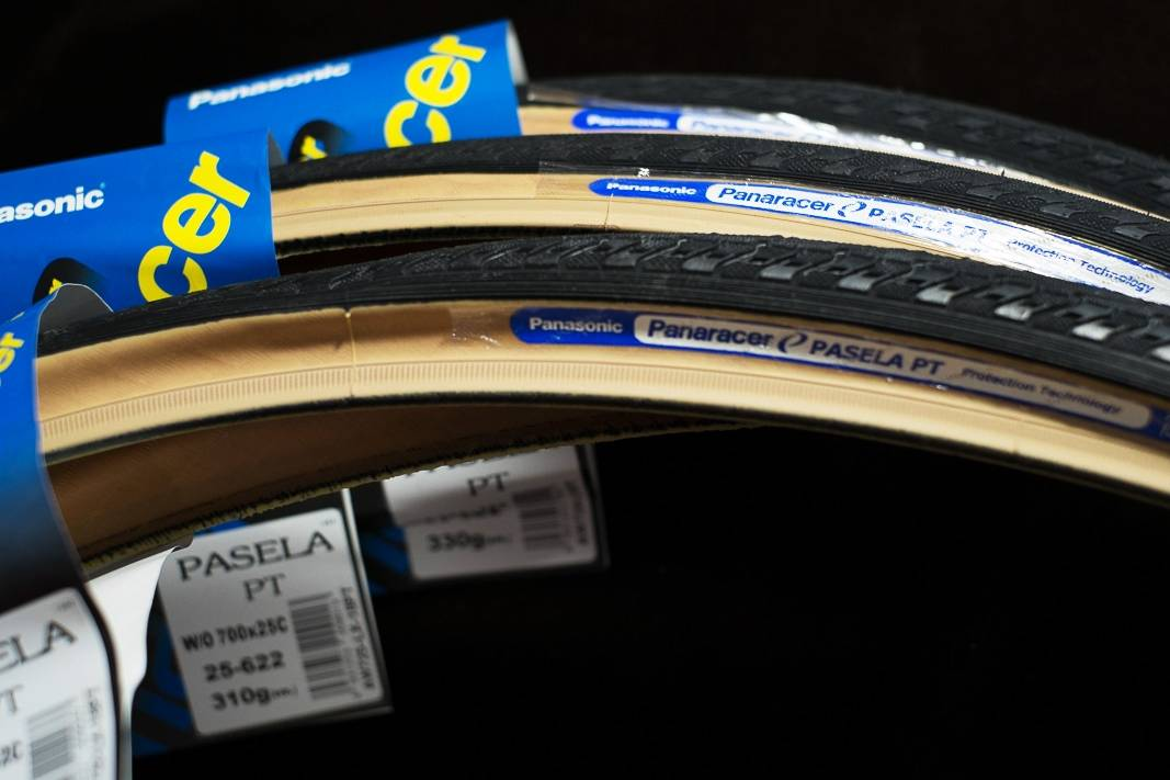 Panaracer, Pasela PT, Reifen, Protection Reifen beige / schwarz 700 x 23,  25,  28,  32 mm,