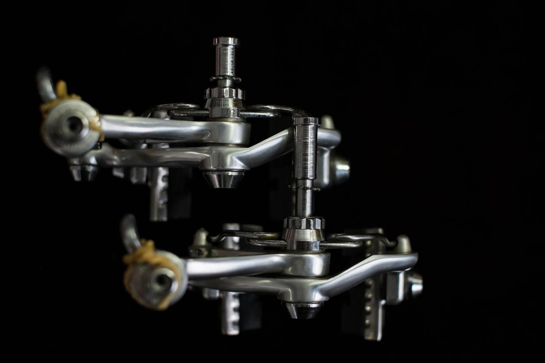 Shimano BR-7200 Dura Ace EX Bremsen Set Brake Set Vintage Rennrad