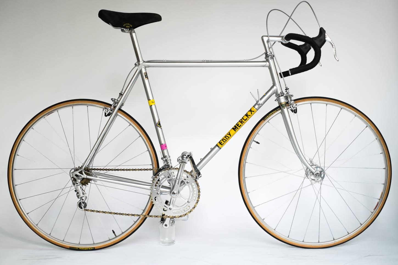 Eddy Merckx Kessel Klassik Rennrad Classic Road Bike