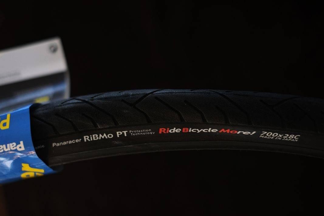 Panaracer RIBMO PT Reifen 700 x 23 / 25 / 28 / 32 / 35 C Fixie Singlespeed Tyres