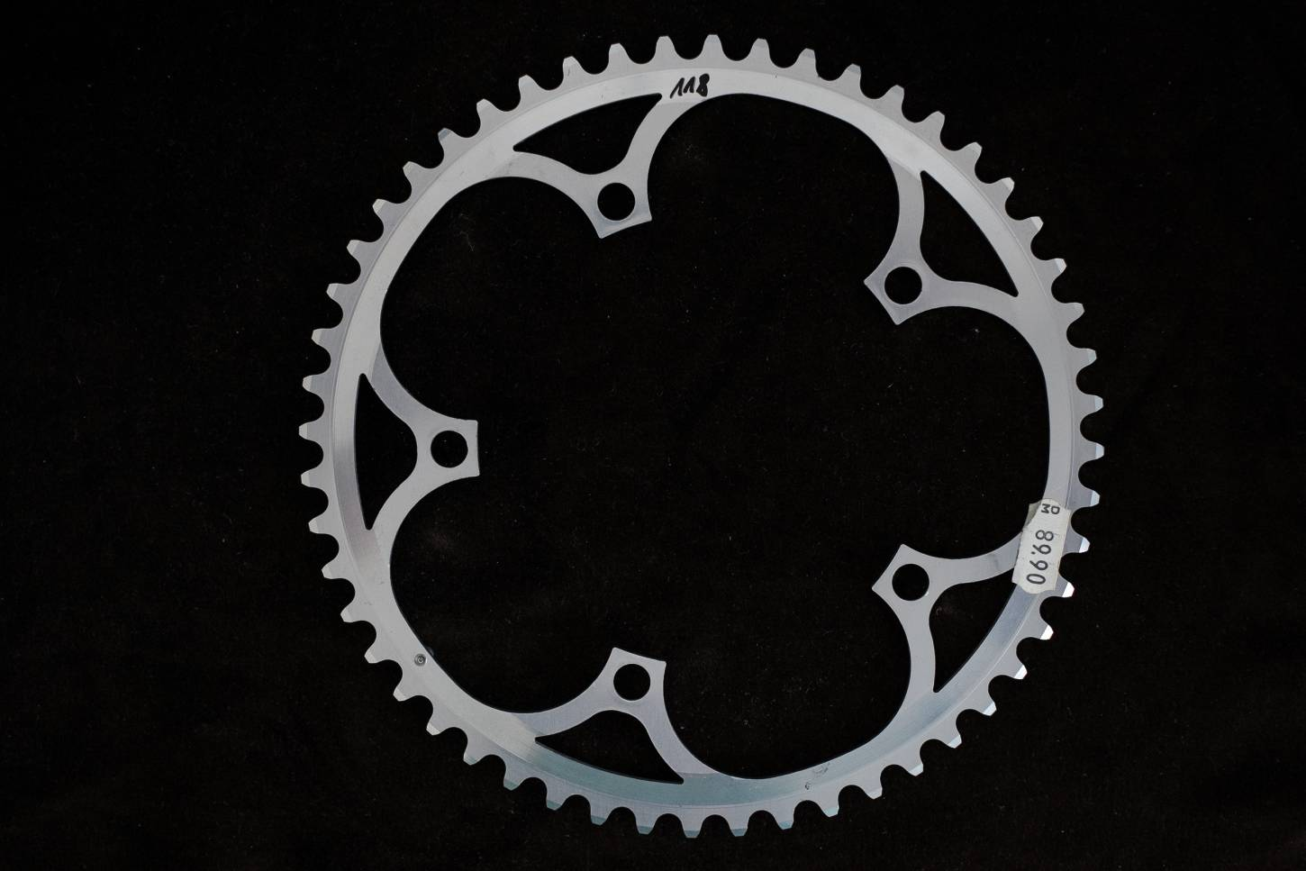 NOS Campagnolo AS chainring / chainring 135 LK 52 teeth