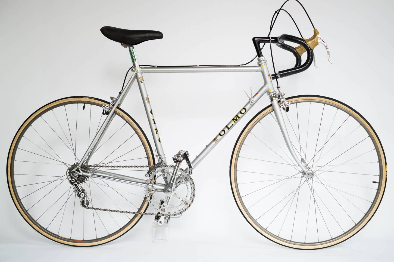 Olmo Competition Rennrad Klassik Bike Campagnolo Super Record Panto