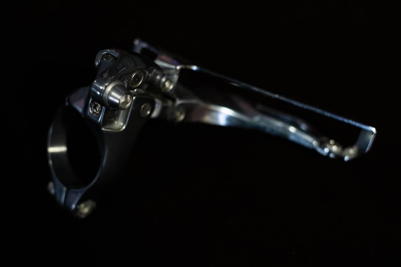 Dérailleur avant Shimano Ultegra Triple FD-6603 10 Speed avec collier de serrage Dérailleur avant 34,9 mm