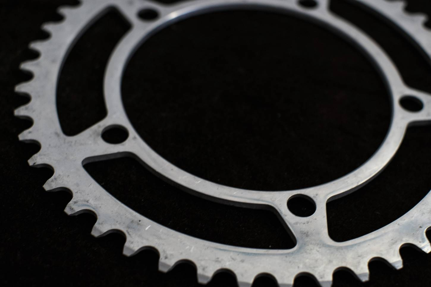 Stronglight chainring 122 LK 45 teeth