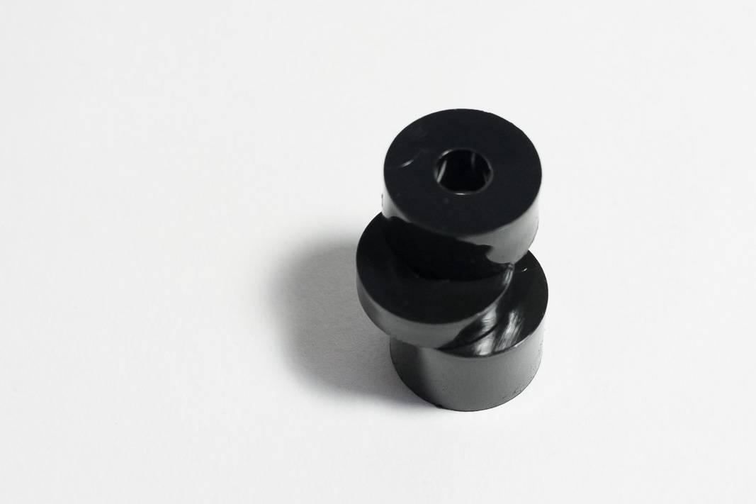 """Rondelle in poliammide / distanziatori """"Mudguard"""" 4 + 7 + 10 mm di spessore"""
