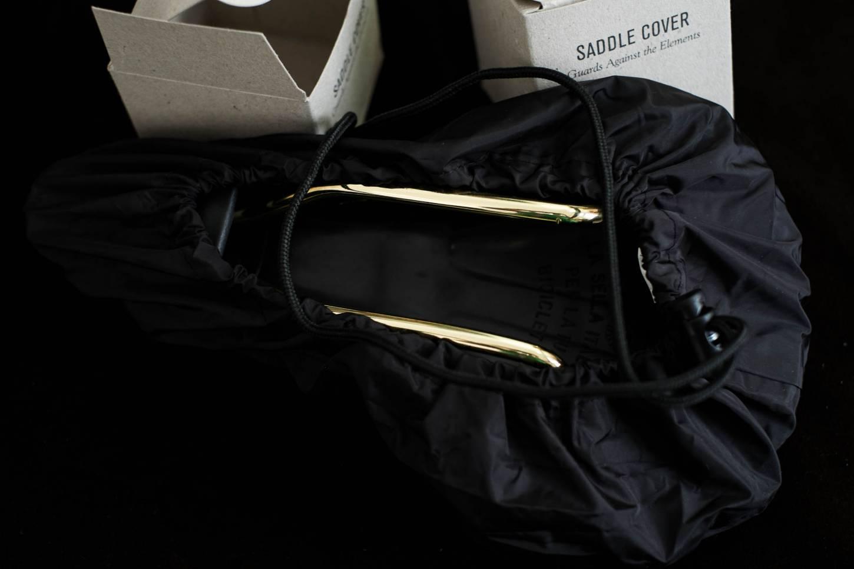 Brooks Regenschutz Rain Cover Regular Sattel Überzug Regenhülle Saddle Cover
