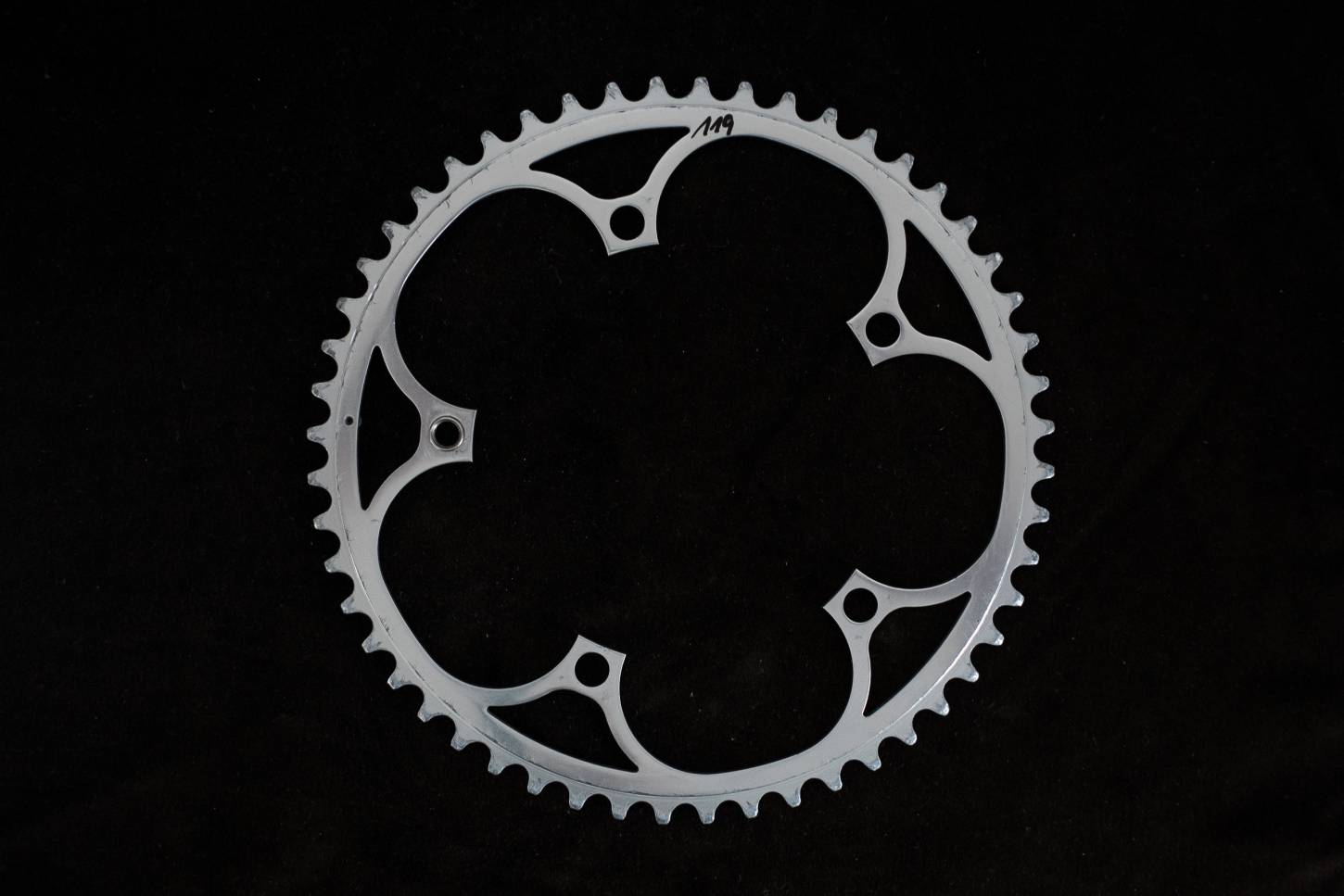 Campagnolo C Record chainring / chainring 135 LK 52 teeth