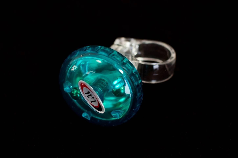 Plastik Klingel zum drehen Fahrrad Klingel Glocke ohne Klöppel für 22,2 mm