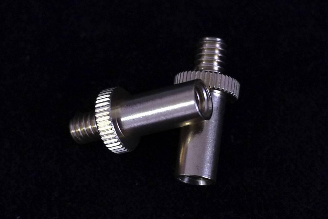 Ventiladapter Sclaverand auf Dunlopventil SV - DV
