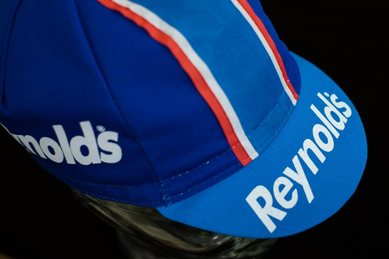 """Reynolds Kappe """"Cycling Cap"""" Schirmmütze Radlermütze"""