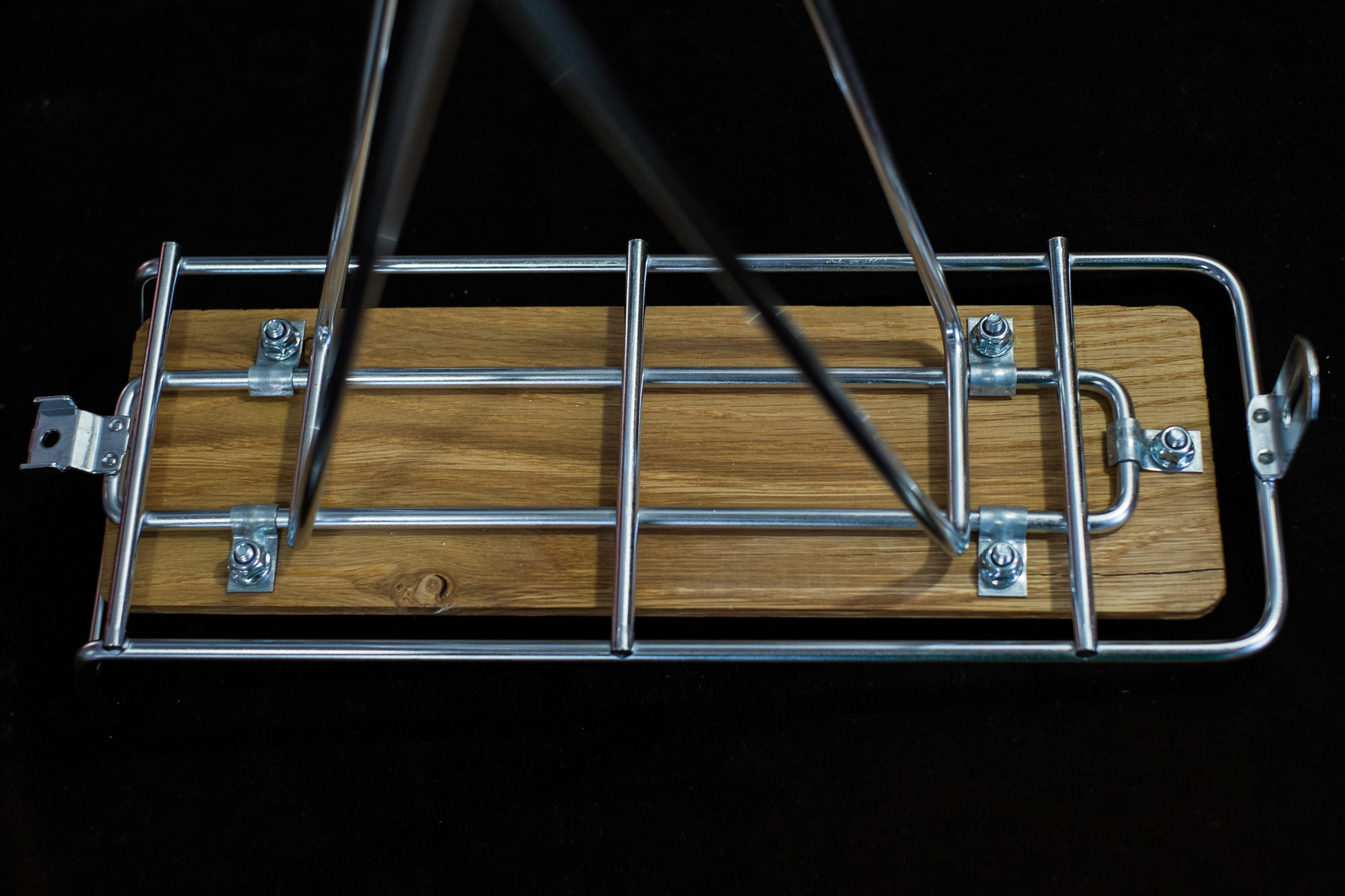 WALD 215WW Rear rack Woody Hinterrad Gepäckträger