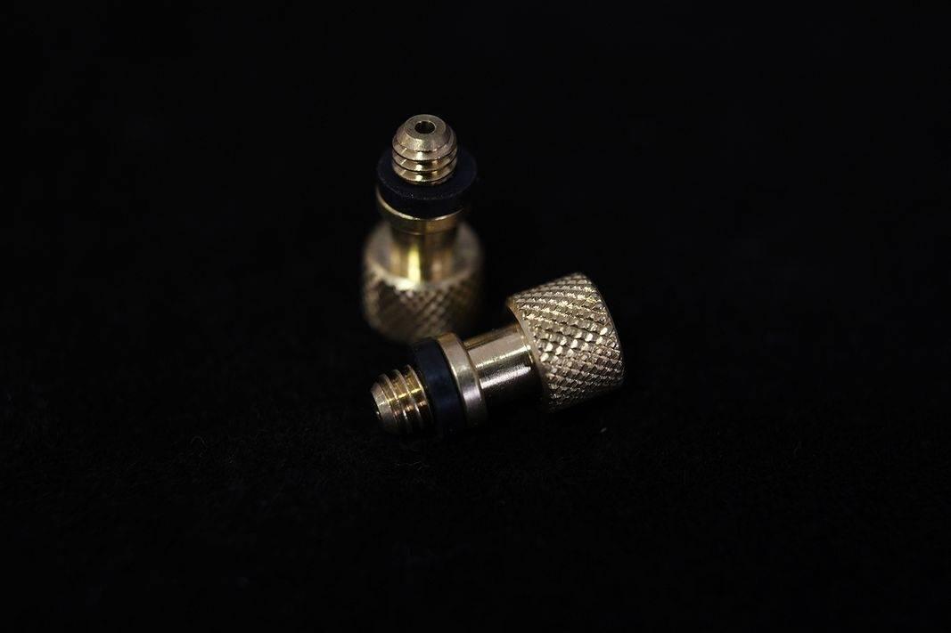 Ventiladapter Autoventil auf Dunlopventil AV - DV