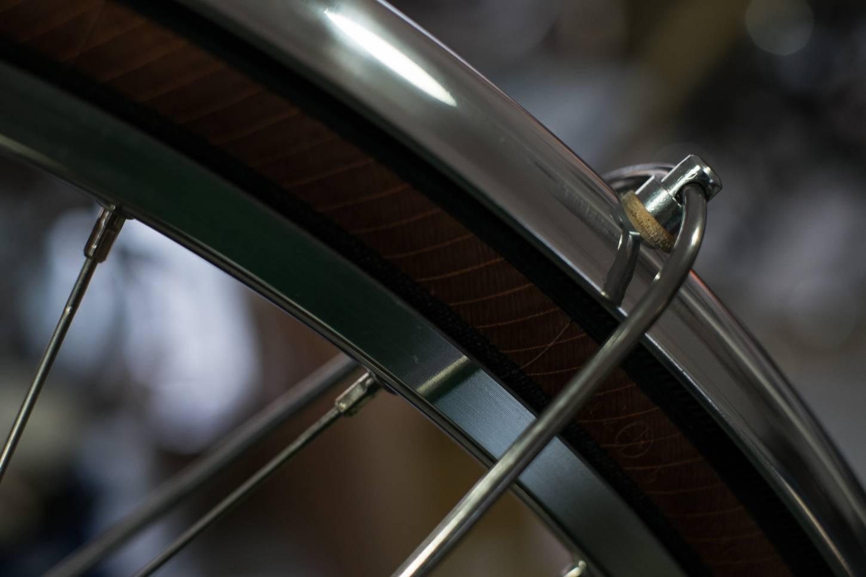 Leder Unterleg Scheiben für Schutzbleche - M5 x 12 mm U-Scheibe naturbraun 2 Stück
