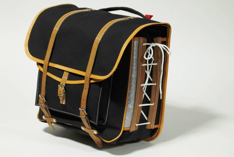 Gilles Berthoud 372 Gepäckträgertaschen Gepäcktaschen FR + RR Pannier Bags