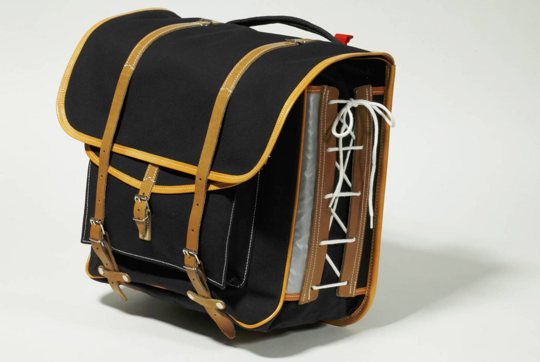 Gilles Berthoud 372 borse portabagagli borse portabagagli FR + RR Pannier Bags