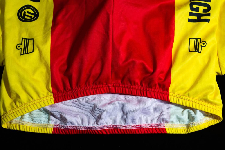 Raleigh Creda Trikot Herren XL 100% Polyester Racing Team Raleigh Shirt Cycling Jersey