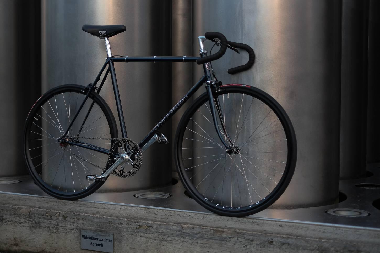Motobecane Rennrad, Road Bike, Klassik, Singlespeed